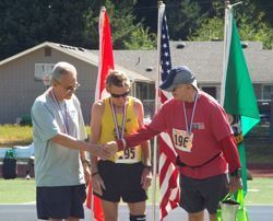 Medal Winners at the Washington State Senior Games