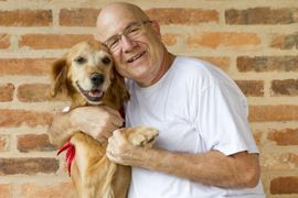 Many assisted living communities are pet-friendly