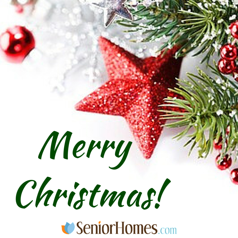 Merry Christmas from SeniorHomes.com