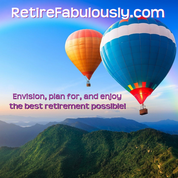 Retire Fabulously blog