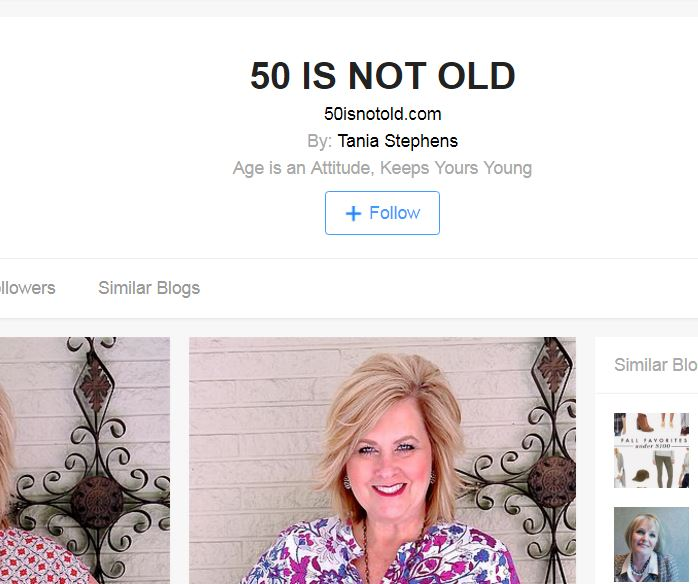 50 is not old