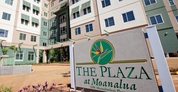 The Plaza at Moanalua