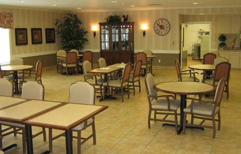 Hudson Creek Alzheimer's Special Care Center