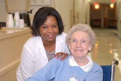Chateau Center Nursing & Rehabilitation Center