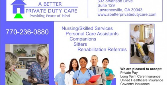 A Better Private Duty Care