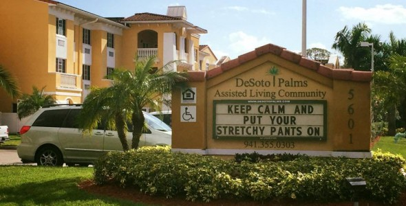 DeSoto Palms Assisted Living Community