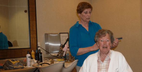 Linden Square Assisted Living Center