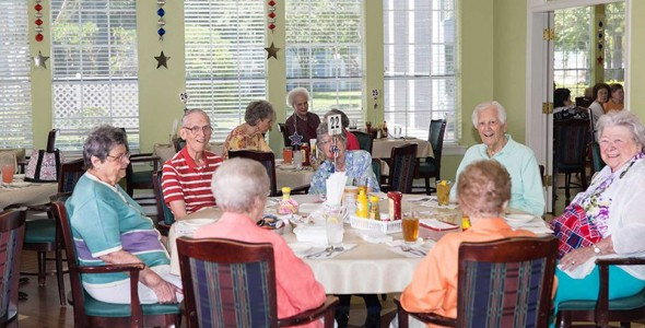 Williamsburg Senior Living Community