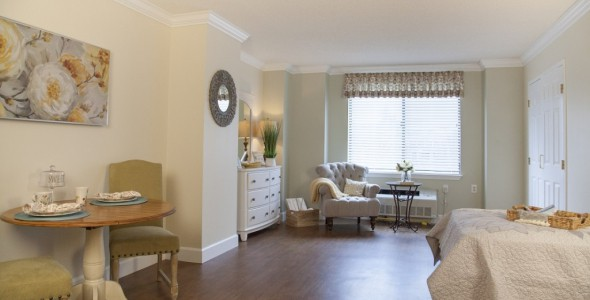 Residences at Chestnut Ridge