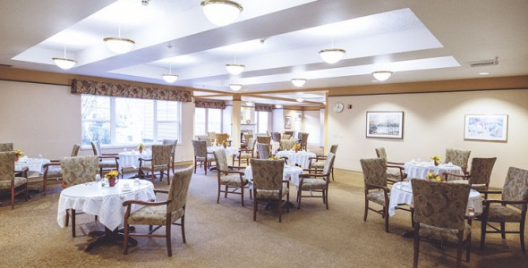 The Sequoia Assisted Living Community