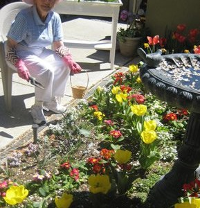 Sunnyside Gardens assisted living and memory care