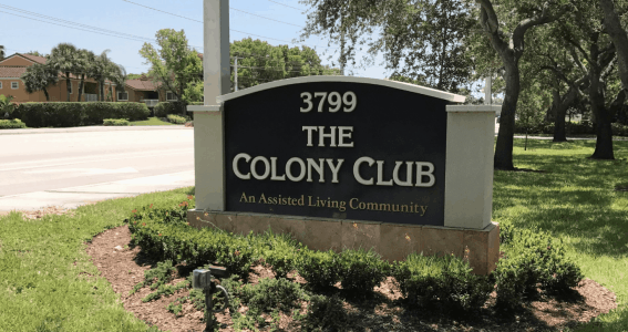 The Colony Club ALF